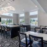 additional breakfast area seating at Clarion Hotel Auburn-Kent-Seattle